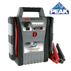 Peak 700 Amp Jump Starter  Model# PKC0AN