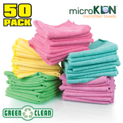 MicroKlen Towels - 50 Pack  Model# MKLN50
