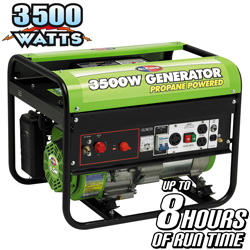 3500Watt Propane Generator&nbsp;&nbsp;Model#&nbsp;APG3535CN