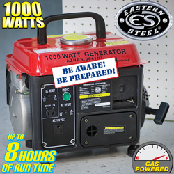 1000W Factory Gas Generator&nbsp;&nbsp;Model#&nbsp;1E45F