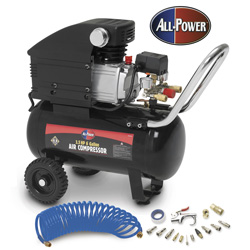 3.5HP 6 Gallon Air Compressor&nbsp;&nbsp;Model#&nbsp;APC4016A