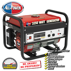3250 Watt Generator&nbsp;&nbsp;Model#&nbsp;INT
