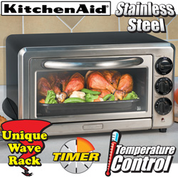 Kitchen  Stove Tops on Heartland America  Kitchen Aid Counter Top Oven