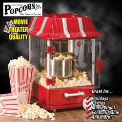 Table Top Popcorn Maker  Model# L-PM2503