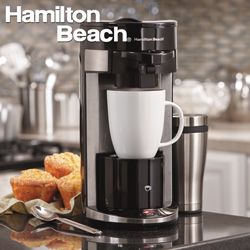 Hamilton Beach Flex Brew Coffee Maker  Model# 49995
