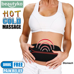 Thermopulse Hot/Cold Vibrating Belt