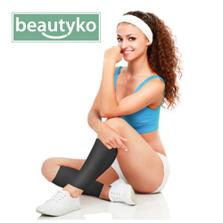 Arm & Calf Compression Sleeves  Model# BK0651C