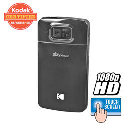 Kodak Playtouch Video Camera  Model# ZI10