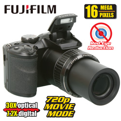 Fuji 16MP Digital Camera  Model# S4830