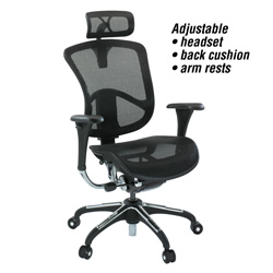 Airgo Mesh Chair  Model# 408246