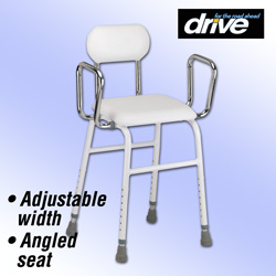 All Purpose Stool with Adjustable Arms  Model# 12455