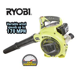 Ryobi 4-Cycle Gas Blower&nbsp;&nbsp;Model#&nbsp;RY09460