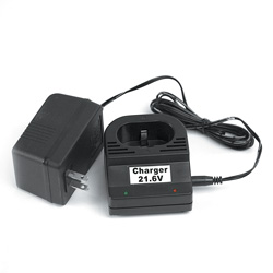 21.6V Extra Charger/ Adapter&nbsp;&nbsp;Model#&nbsp;SHDC0240400