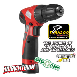 10.8V Lithium Drill  Model# CD168