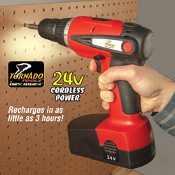 24V Cordless Drill&nbsp;&nbsp;Model#&nbsp;PT440