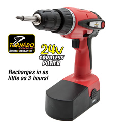 24V Cordless Drill&nbsp;&nbsp;Model#&nbsp;KCD07A