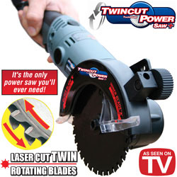 Twincut Power Saw&nbsp;&nbsp;Model#&nbsp;80901