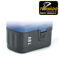18V Extra Battery For Tornado Tools Cordless Reciprocating Saw Heartland America Item Number 56684