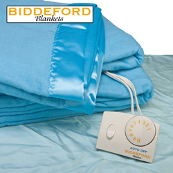 Biddeford Electric Blanket - Full  Model# 3101-903210-720