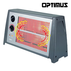 Optimus Radiant Heater  Model# H-2230