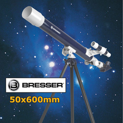 50X600 Bresser Telescope  Model# 885000U