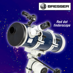 Bresser Aurora 114mm Refracting Telescope  Model# FLSC114-00