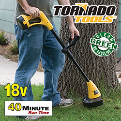 Tornado String Trimmer&nbsp;&nbsp;Model#&nbsp;ET2505