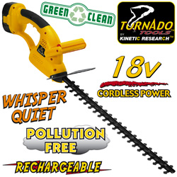 Tornado Tools Hedge Trimmer  Model# ET2501