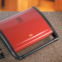 George Foreman Contemporary Grill  Model# GRV120RFSP