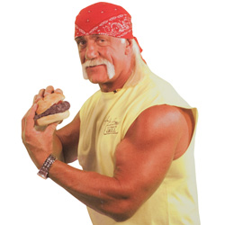 Hulk Hogan Ultimate Grill  Model# HHUG