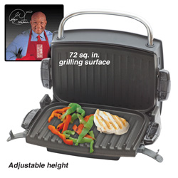 Foreman G-Broil Grill&nbsp;&nbsp;Model#&nbsp;GRP72CTTS