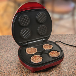 Mini Burger Maker Grill  Model# SM-6/4956