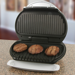 George Foreman Super Champ Grill  Model# GR15BWI