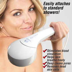 Aquatrim Shower Massage System  Model# ME-600