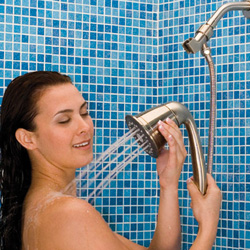 Oxygenics Shower Wand - Bronze  Model# 84233