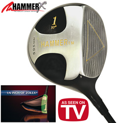 Right Handed Super Zolex Hammer  Model# ZH-9003
