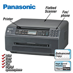Panasonic All-in-One Printer  Model# KX-MB1520