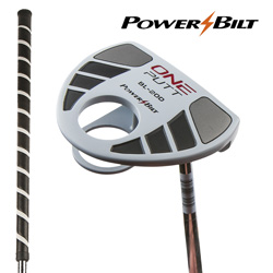 PowerBilt One Putt Putter - 43 inch  Model# P73217