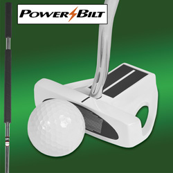 PowerBilt TPS Triad 43 inch Putter  Model# TPS TRIAD 43