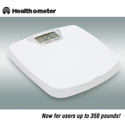 Health-O-Meter Weight Tracking Scale  Model# HDM560DQ2-01