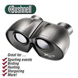 Bushnell Xtra Wide Binoculars  Model# 130521