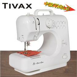 Tivax Sewing Machine&nbsp;&nbsp;Model#&nbsp;LSS-505