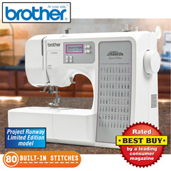 Brother 80 Stitch Sewing Machine&nbsp;&nbsp;Model#&nbsp;CE8080