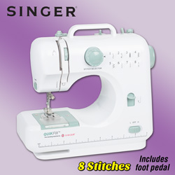 Singer Quick-Fix Sewing Machine&nbsp;&nbsp;Model#&nbsp;QUICK-FIX