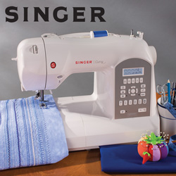 Singer 225 Stitch Sewing Machine  Model# 8770