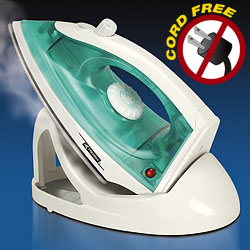 Cordless Iron  Model# CI-6/3803