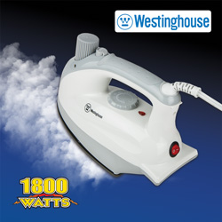 Westinghouse Turbo Dry Steam Iron  Model# SA46910