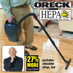 Oreck Ultimate Handheld Vacuum  Model# RBBULTIMATE2