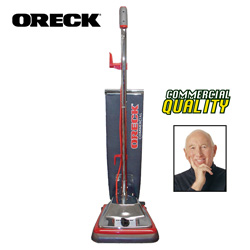 Oreck Commercial Vacuum  Model# OR101