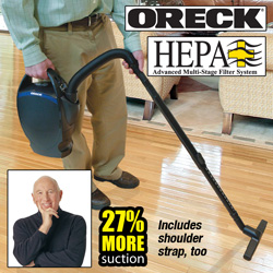 Oreck Ultimate Handheld Vacuum  Model# RCC1600